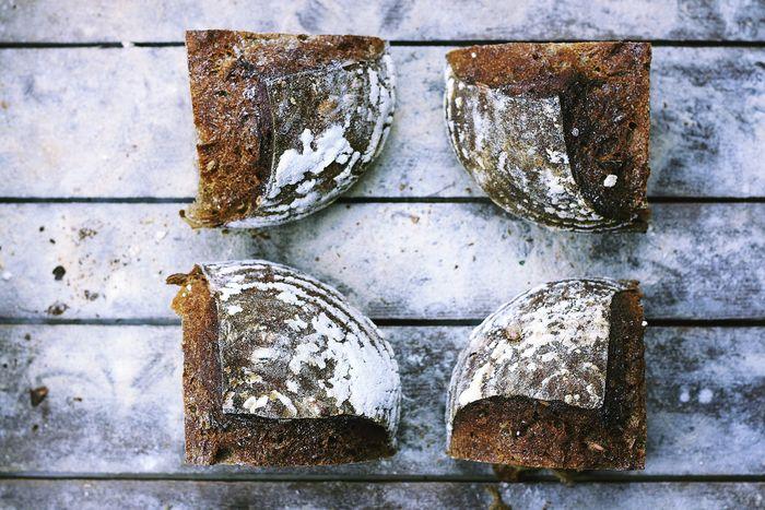 Bild: Geteiltes Brot